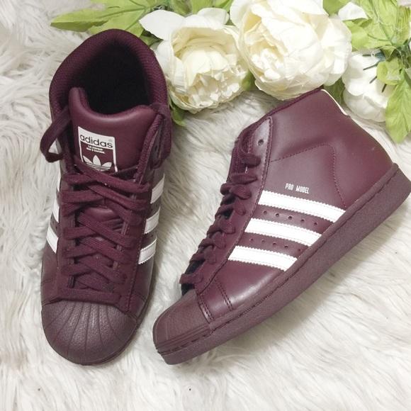 Burgundy Sneakers | Poshmark